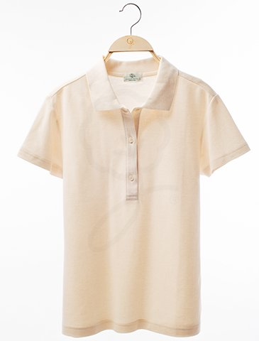1799 Short-Sleeves Polo-Shirt : Juti Fabric