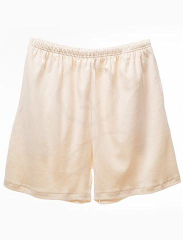 2004/P Short Pants : Stretch Cotton Interlock