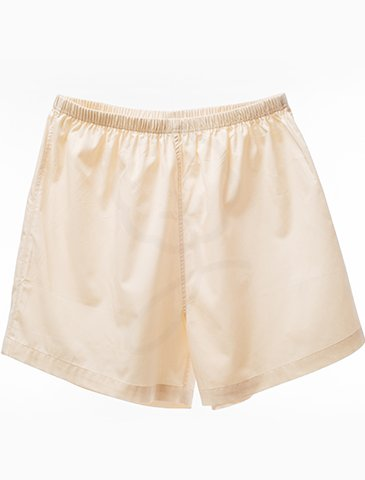 2035 Short Pants : Satin Fabric