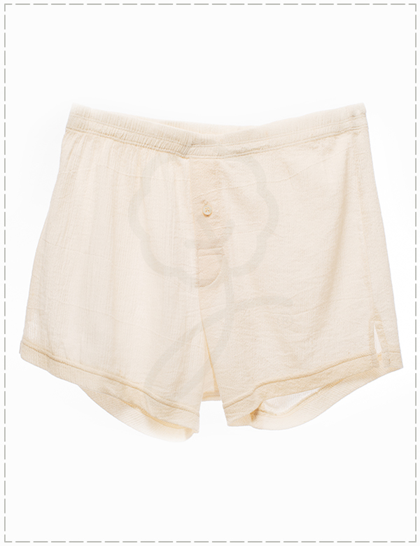 2093 Underwear Short Pants : Boxers : Coconut Style Fabric