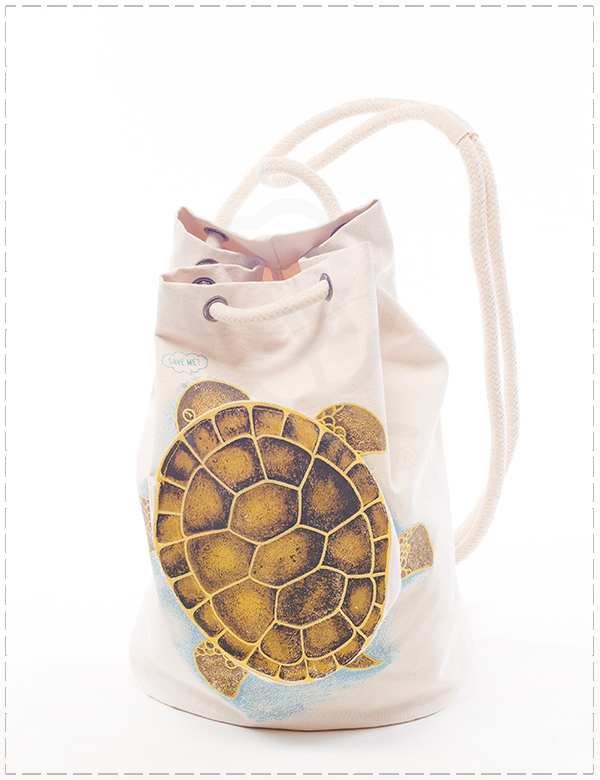 4241 Bag : Turtle Screen