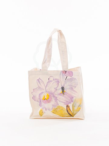 4326 Tote Bag : Orchid Screen
