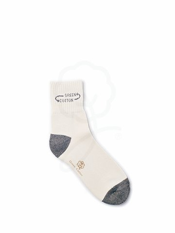 LDGRT-026D Medium Ankle Sport Sock : Grey