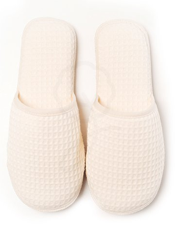 7002 Closed Toe Slippers